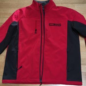 Men's Devon Jones Scuba HDD Academy Zip Jacket XL